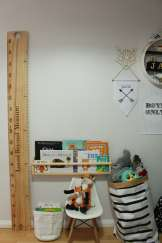 height chart wooden-min